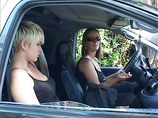 Blond-haired lesbians eating pussy, masturbating, and enjoying tribbing. There's no doubt that blonde lesbians are superior when compared to brunettes.