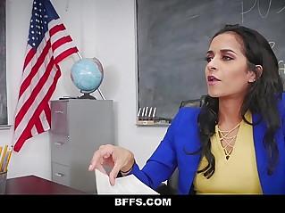 Bffs brazlian teacher fucked and tortured by students