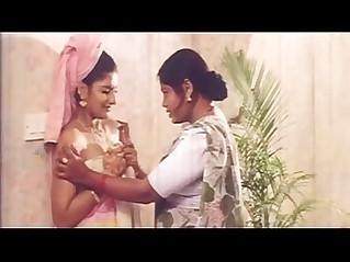 Lesbian girls romance elamai unarchigal movie scenes