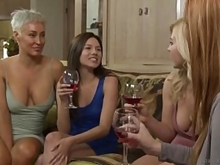 Lesbian Step sisters have feelings Girlfriends Films