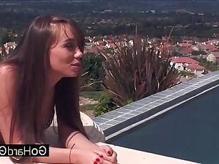 Capri Anderson Capris first time lesbian experiment porn HD