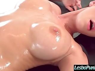 Emily Addison Violet Starr Lesbos Girls In Punish Sex Scene Clip