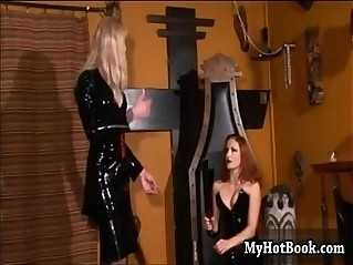 Janine is a lovely blonde with sexy long hair and a swe