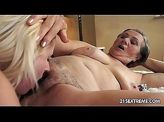 Kata and summer old young lesbian babes love