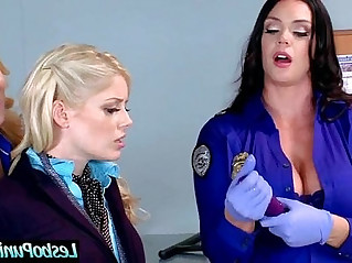 Lesbo Girls alison charlotte julia In Hard Punish Sex Games movie